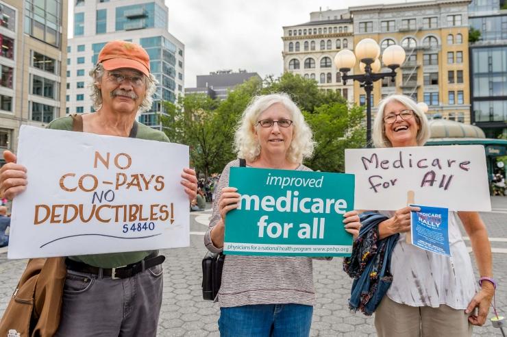 Ameeriklased ootavad Obamacare'i tõhustamist, mitte kaotamist
