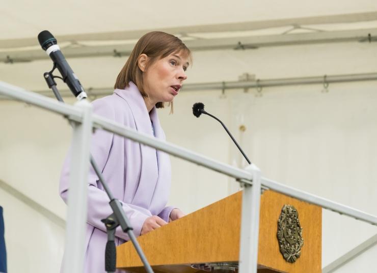 Talviku ja Kaljulaidi hinnangul peab kogukond olema isetekkeline
