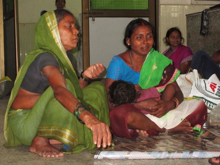 Põhja-India haiglas on surnud 60 lapspatsienti