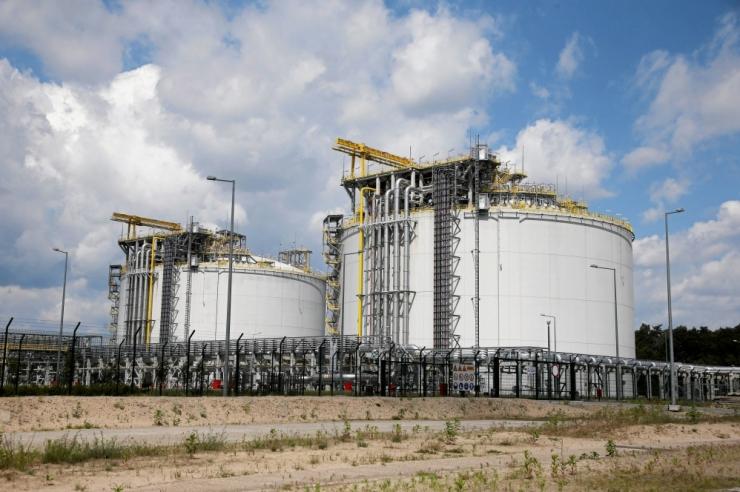 Baltimaad otsustavad ühise LNG-turu tuleviku osas kahe nädala pärast