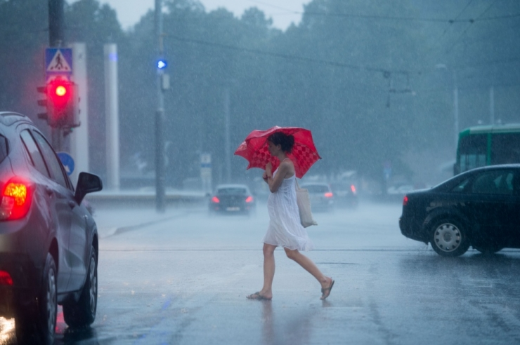 Päästeamet manitseb inimesi halva ilmaga mitte õue minema