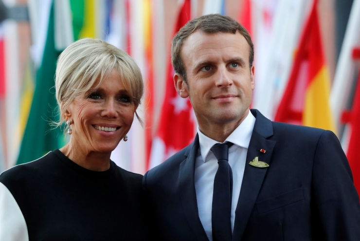 Macron hoiatas pingete kruvimise eest Põhja-Koreaga seoses