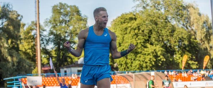 PÄÄSTIS EESTI AU: Janek Õiglane sai MM-il võimsa isikliku rekordiga neljanda koha