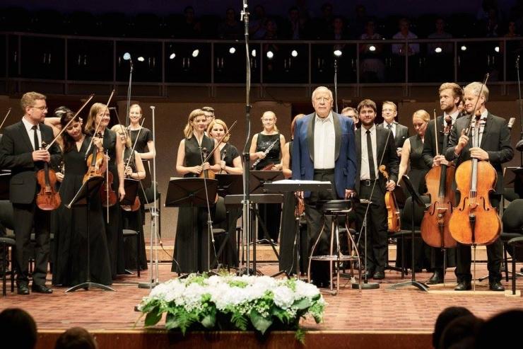 Tallinna Kammerorkester annab täna esimese kontserdi Eesti Festivaliorkestri koosseisus