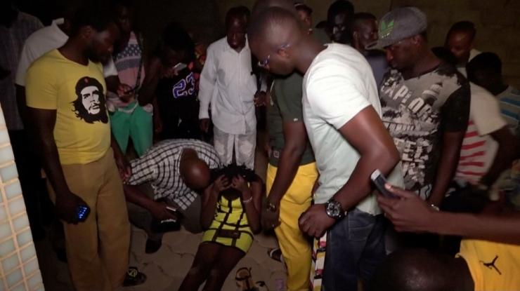 Burkina Fasos hukkus kohvikurünnakus 17 inimest