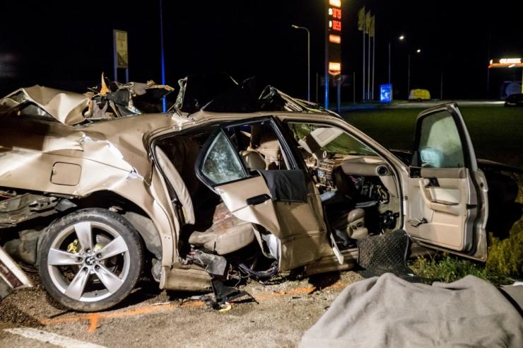 Kohus mõistis kolme hukkunuga avarii põhjustanud mehe 10 aastaks vangi