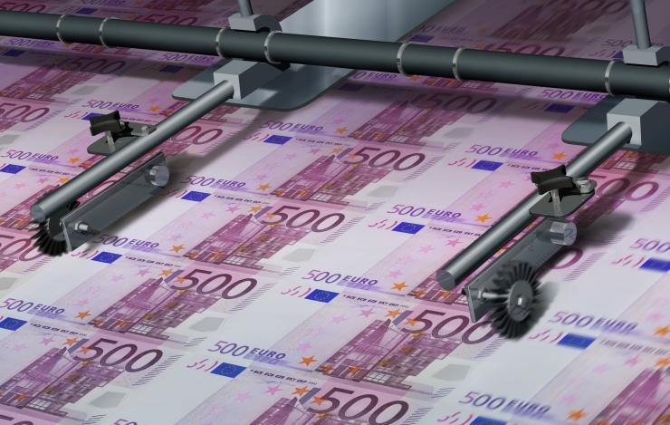 Linnakassasse laekus seitsme kuuga 364,3 miljonit eurot