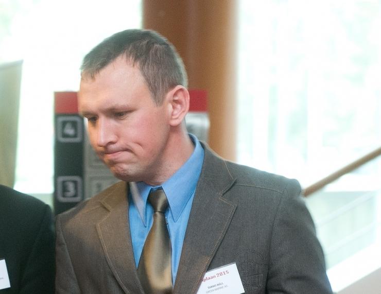 Tallinna Jäätmekeskuse juhatajana asub tööle Tarmo Mäll