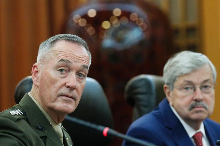 USA sõjaväejuht ärgitab Hiinat Põhja-Koread survestama