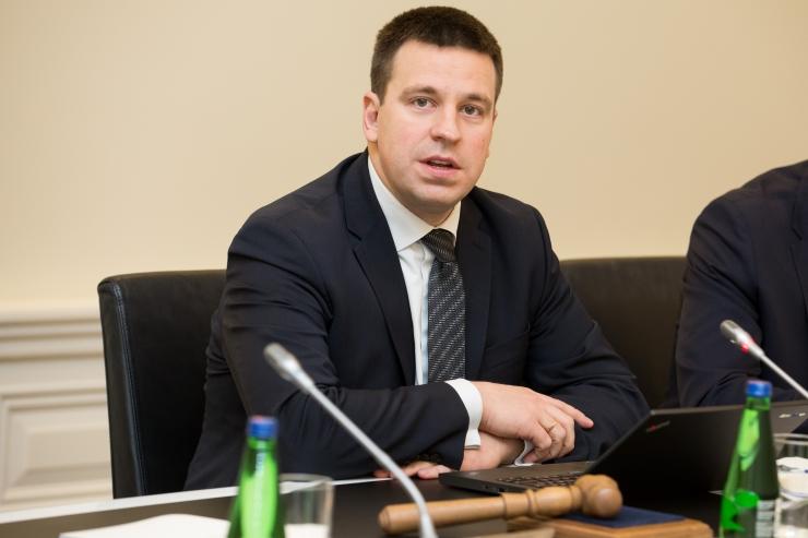 VAATA OTSE: Mida räägivad ministrid valitsuse pressikonverentsil?