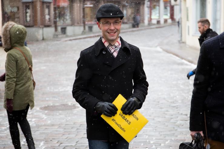 Tallinnas esitas esimesena kandideerimisteatise valimisliit Metroolinn