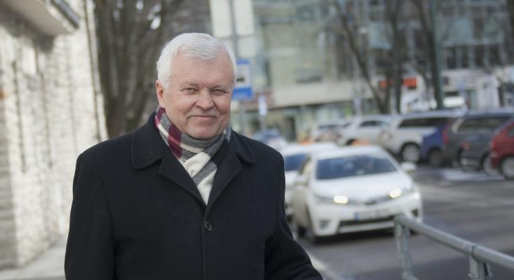 Eksminister Jüri Pihl kandideerib Keskerakonna nimekirjas Pirital