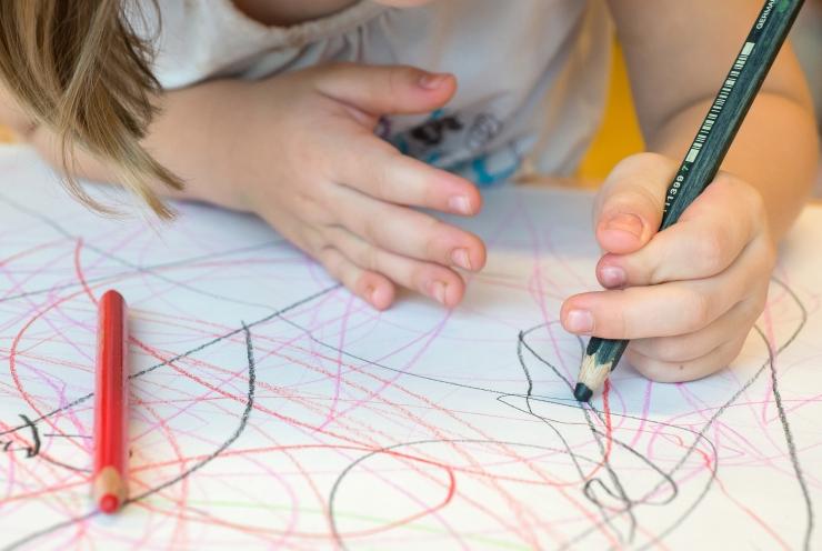 Narva keskraamatukogu lasi pedofiili lastele kunsti õpetama