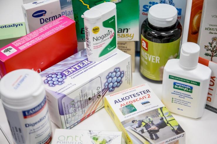 Kaubanduskoda: ravimiseaduse põhiseaduspärasust peab analüüsima