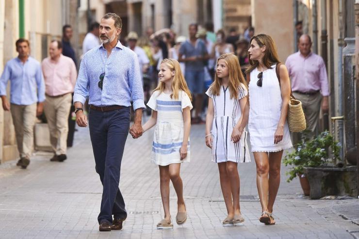 Hispaania kuningapere: neil ei õnnestu meid terroriseerida
