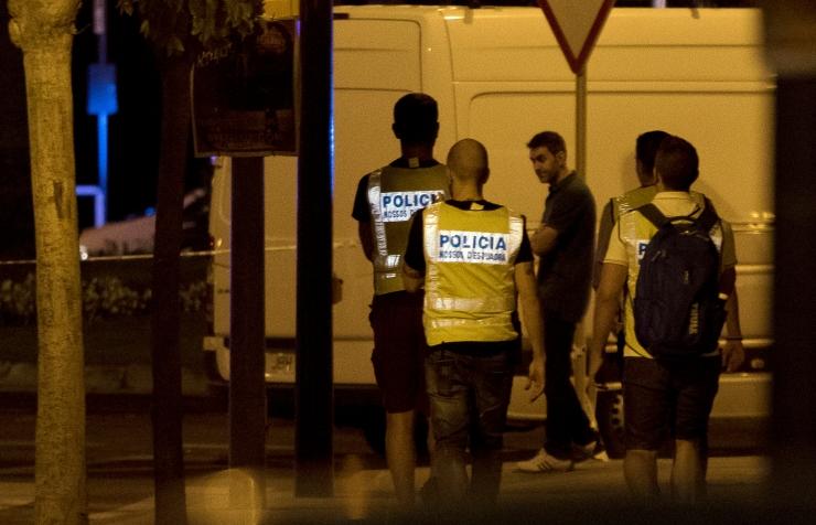 Politsei: hukkunuga korteriplahvatus oli seotud Barcelona rünnakuga