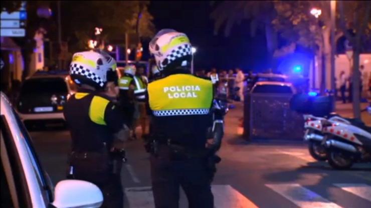 Seitse sai vigastada teises autorünnakus Kataloonias