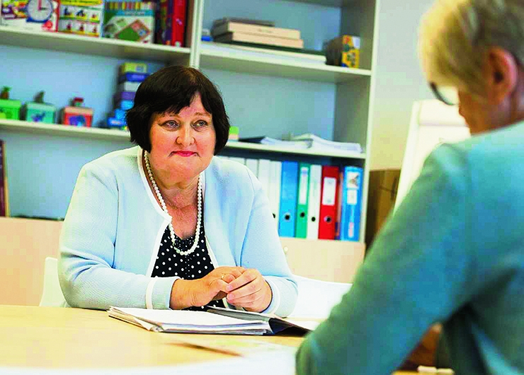 ERIPEDAGOOG: Õpetamise eesmärk olgu ka lapse enesehinnangu tõstmine