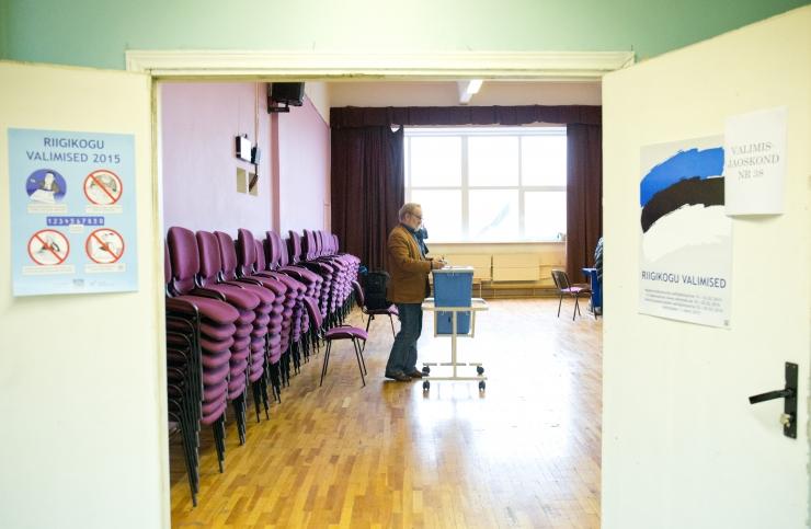 Kui Keskerakonna toetus Tallinnas on 43%, siis IRL-il vaid 2%