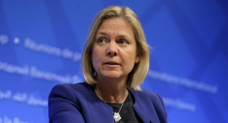 Rootsi majandusminister: kõrged maksud ja suured sotsiaalhüved on majanduskasvu eduvalem