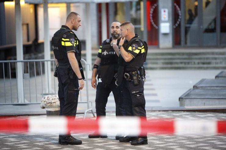 Rotterdamis tühistati terroriohu tõttu kontsert