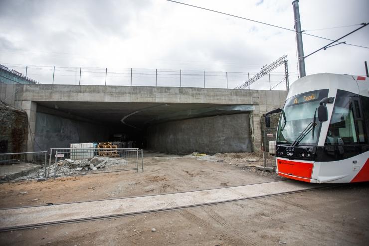 Tallinna trammiliin number 4 pikeneb septembrist lennujaamani