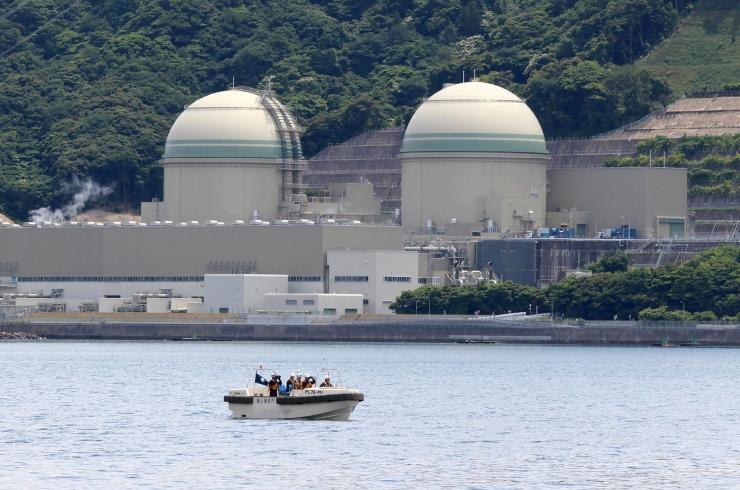Fukushima tuumajaama haldajalt nõutakse 5 miljardit dollarit kahjutasu
