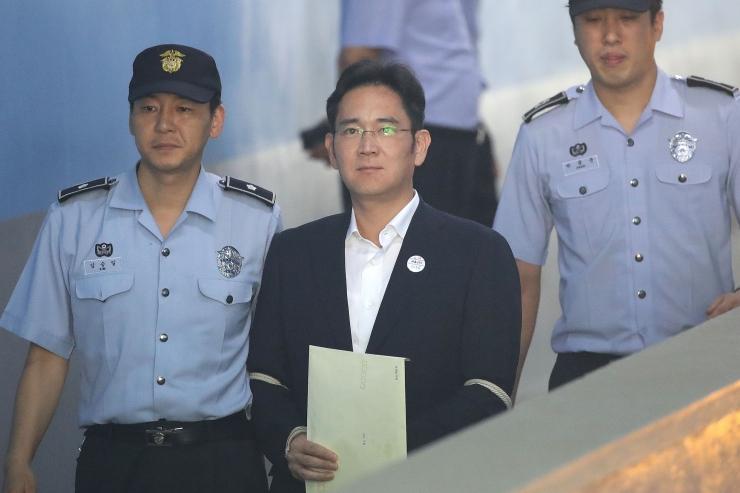 Samsungi pärijale mõisteti viieaastane vanglakaristus