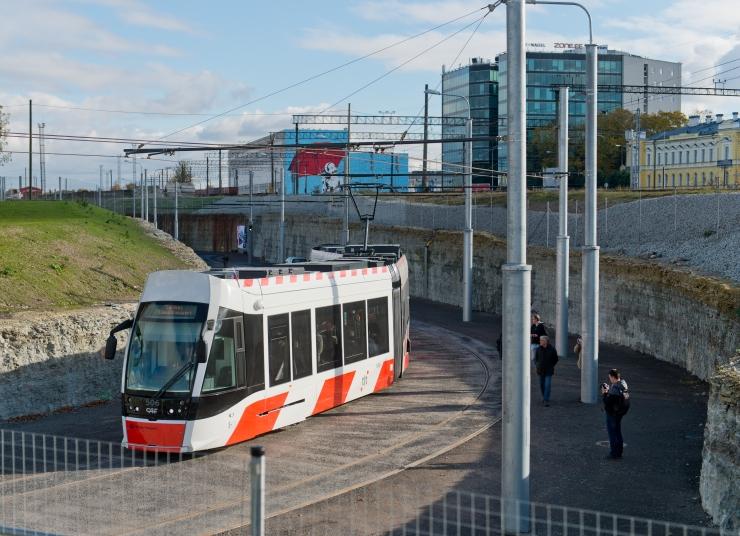 Kopli trammitee avatakse 31. augustil