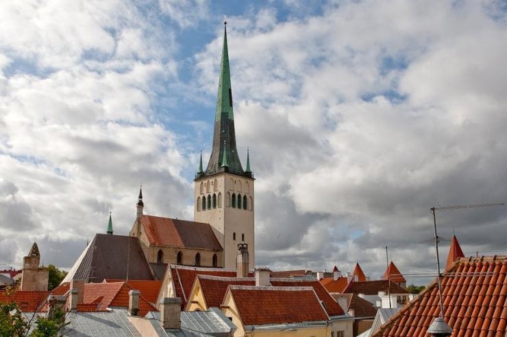 Tallinn toetab Oleviste kiriku restaureerimisprojekti 7000 euroga