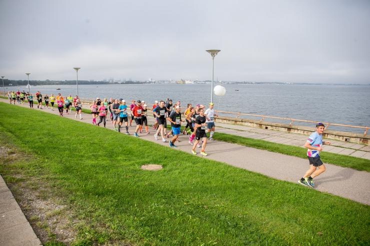 Tallinn valmistub maratoniks