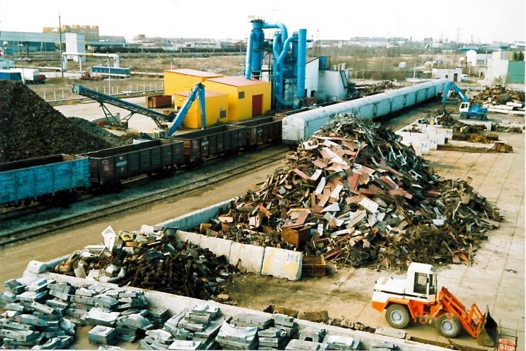 25. juubelit tähistav Kuusakoski on taaskasutusse suunanud üle 6 miljoni tonni metalli