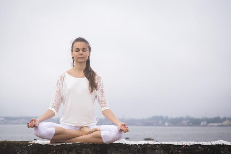 Joogaõpetaja Karolin Tsarski: jooga eesmärk on tuua välja inimesest tema täielik potentsiaal