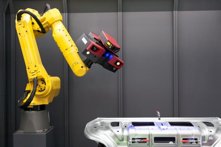 DHL kutsub teadlasi ja visionääre leiutama uut robotit