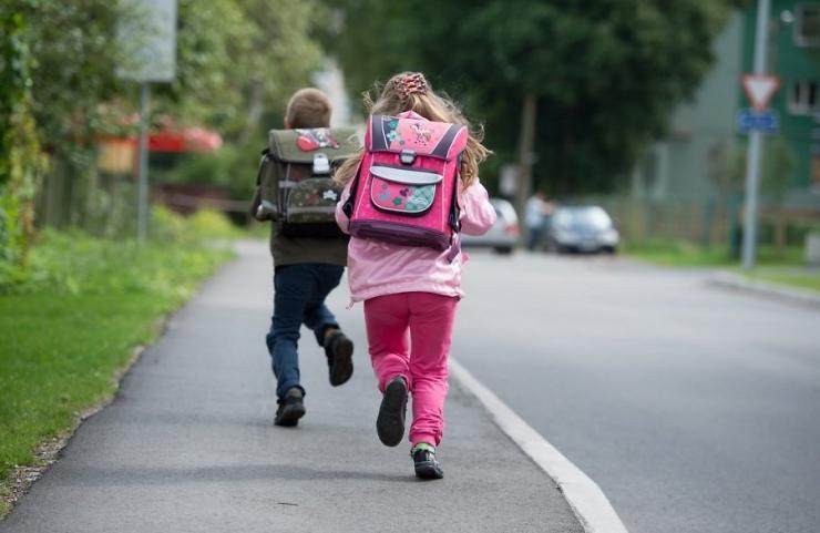 Viimastel aastatel on kool algus kulgenud lastele liikluses hästi