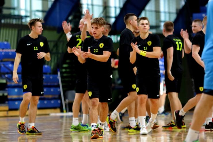 HC Tallinn alistas kodusel käsipallituriiril St. Peterburgi