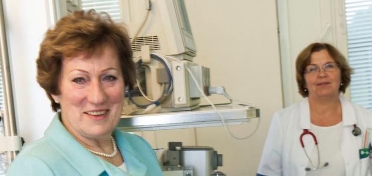 MARTINSON UUEST SUPERHAIGLAST: Moodsaimas haiglas saab päästa rohkem elusid!