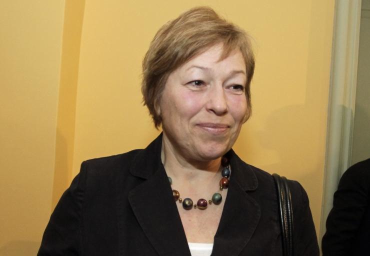 Inara Luigas: rikas riik on see, kus on haritud inimesed