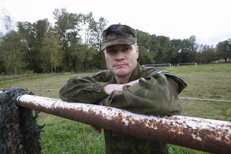 Rene Toomse: relvaostu põhjendamine on hea mõte