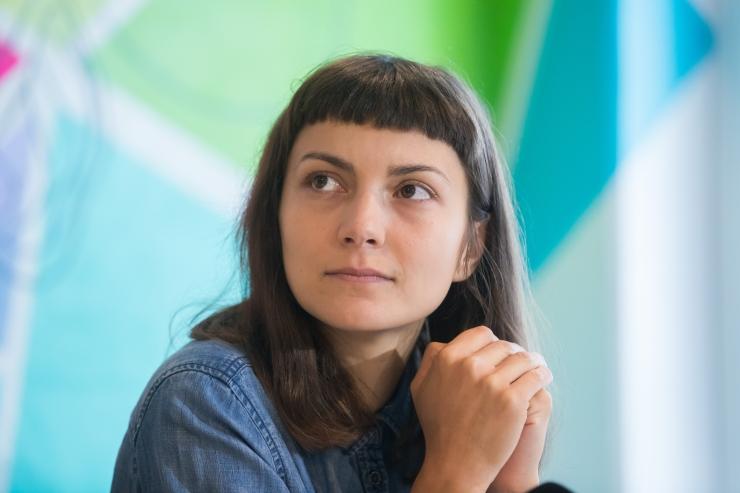 Züleyxa Izmailova: Eestis saab ka relva kandmise õiguseta elada