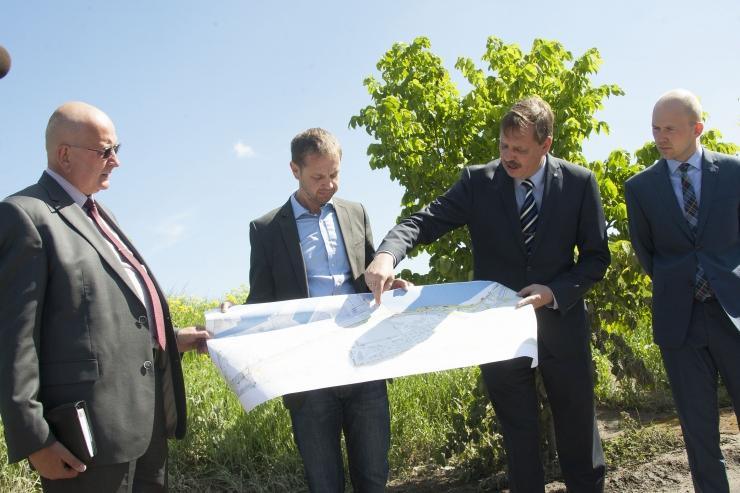Klandorf: niigi veninud Reidi tee ehitamisega võiks alustada juba sel aastal