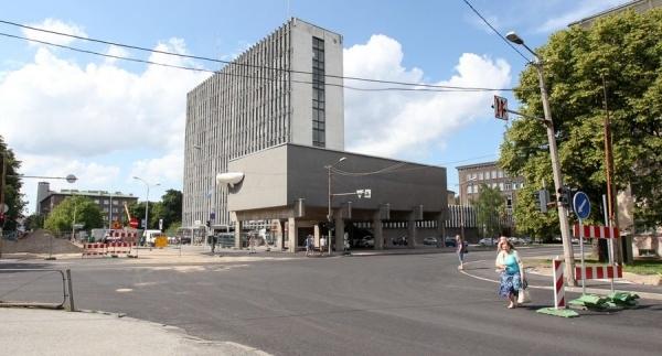 Gonsiori tänavat hakkab rekonstrueerima TREV-2 Grupp