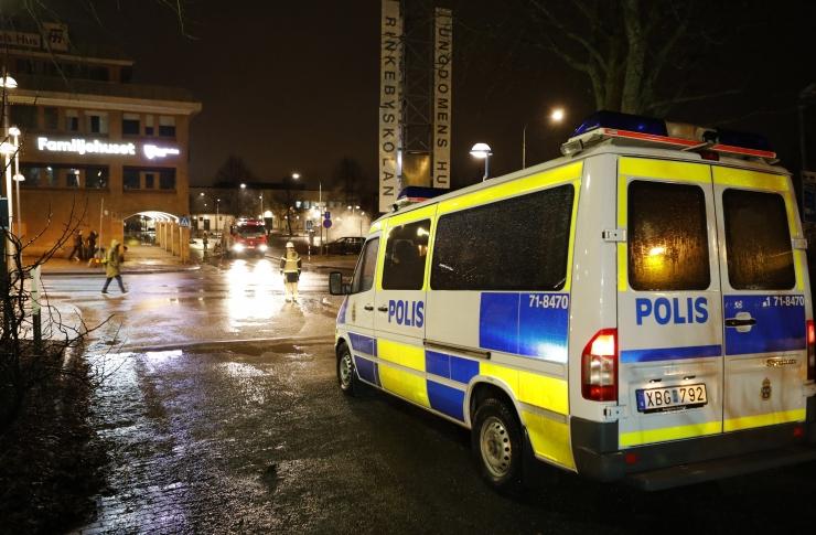 Rootsi politsei pidas kinni terrorismis kahtlustatava
