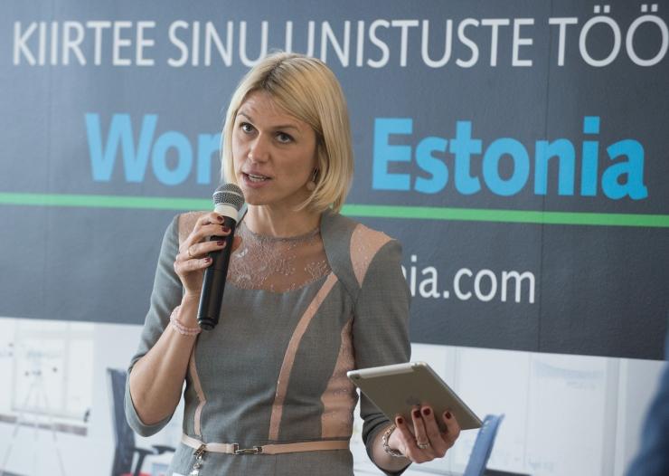 Palo ettepanekul viiakse EAS-ist 30 töökohta Pärnusse