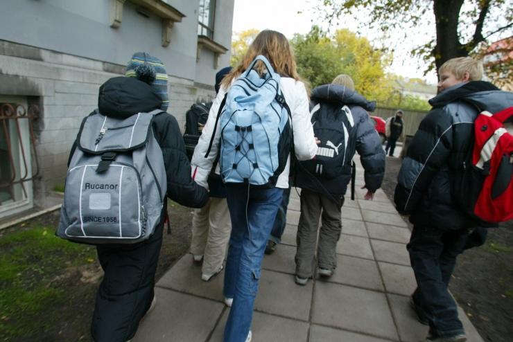 Tiskre - Balti  jaam koolibussi väljumisajad muutuvad