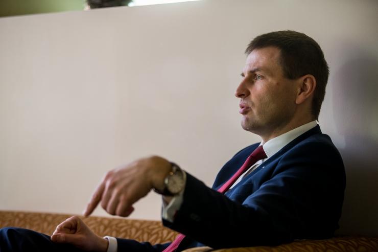 """Savisaar: Reformierakonna """"IT-gurust"""" esimees ei taipa olukorda"""