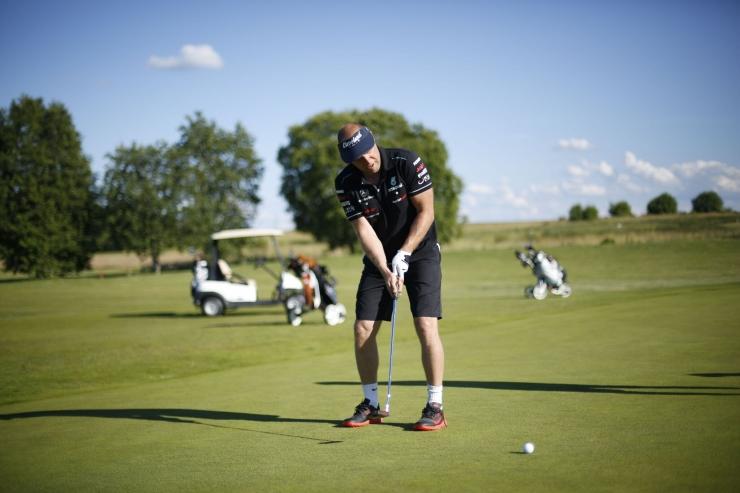 Joel Lindpere korraldab omanimelise golfivõistluse