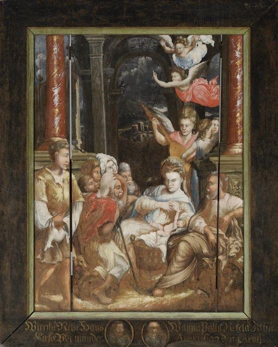 """Näituse """"Viis unustatud maali""""  toob vaatajateni luterluse ajaloo"""