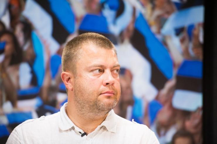 Talve: Pevkur rikkus esimesena oma üleskutset