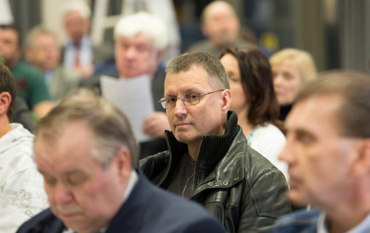 Homme registreeritakse Tallinna Linnavolikogu kandidaadid